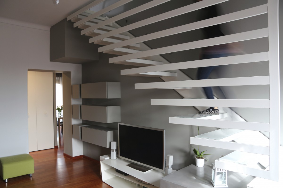 Villac edilizia residenziale e commerciale - Scale interni design ...