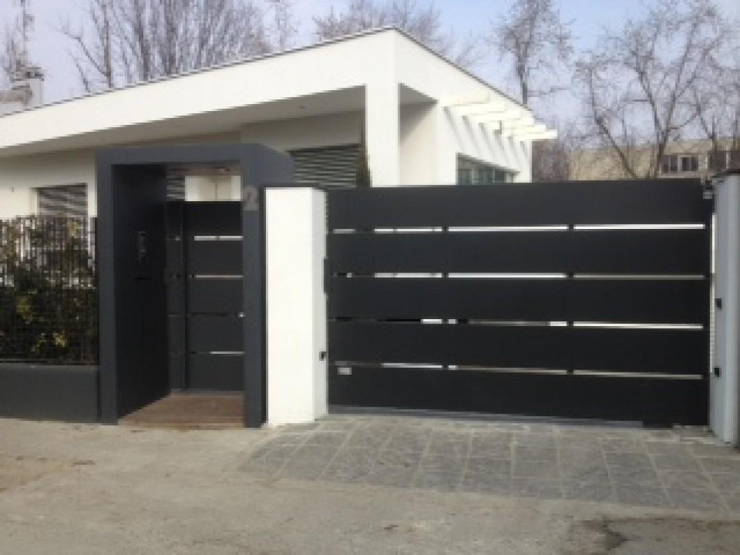Cancelli in ferro per balconi idee di design per la casa for Design di casa residenziale